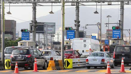 Peajes: Línea Amarilla y Rutas de Lima recaudan esta importante suma cada año