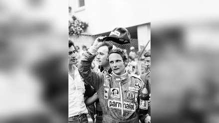 Niki Lauda: la leyenda de F1 que sobrevivió a un terrible accidente y volvió a ser campeón
