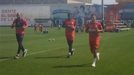 ¡Van llegando! Yotun y Araujo se unieron a los trabajos de la Selección Peruana de cara a la Copa América