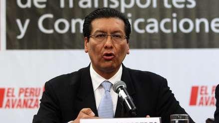 Poder Judicial dicta ocho meses de impedimento de salida del país contra el exministro Carlos Paredes