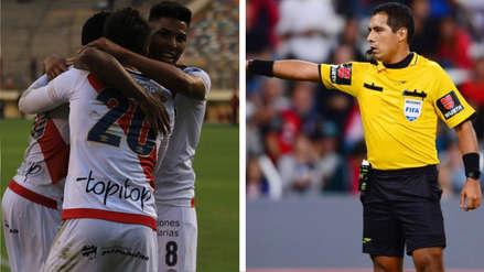 Diego Haro pidió disculpas a Deportivo Municipal por el penal cobrado ante Universitario