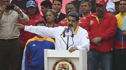 Venezuela | Nicolás Maduro propone adelantar elecciones legislativas como solución a la crisis