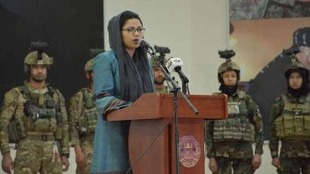 Afganistán | Una mujer es nombrada por primera vez viceministra de Defensa