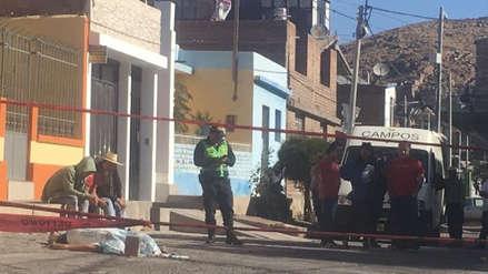 Arequipa | Vigilante murió de un disparo en la cabeza cuando bebía licor con un amigo