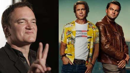 Tarantino presenta la cinta