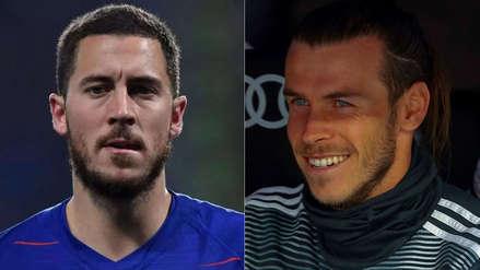 Eden Hazard y Gareth Bale: 10 grandes traspasos cerca de cerrarse, según las apuestas