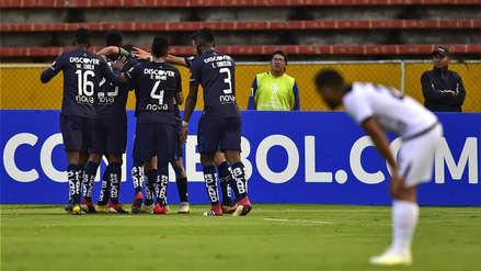 Melgar cayó 6-0 ante Universidad Católica por la segunda fase de la Copa Sudamericana
