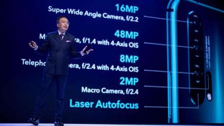 ¡Sin miedo a Trump! Honor, marca de Huawei, lanza tres nuevos móviles
