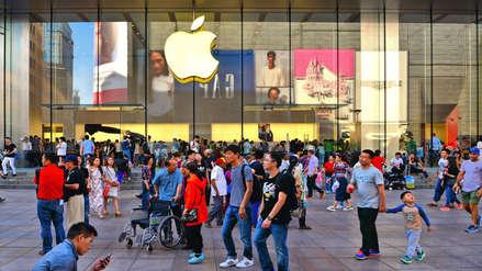 Apple en la mira de China tras las sanciones a Huawei