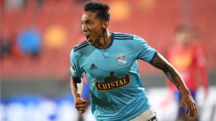 Christofer Gonzales puso en ventaja a Sporting Cristal contra Unión Española con gol de cabeza