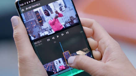 Adobe Premiere Rush llega a Android