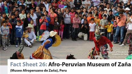 Unesco incluyó al poblado lambayecano de Zaña en libro sobre la esclavitud