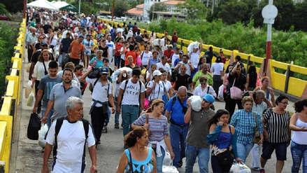 Tres millones de personas se fueron de Venezuela desde el 2015, según la ONU