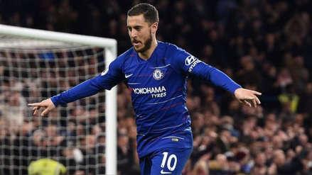 El Chelsea está decidido a vender a Eden Hazard al Real Madrid por esta cantidad