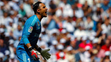 ¡No le falta ofertas! Keylor Navas está en la mira de tres clubes españoles