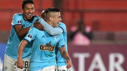 ¡Triunfazo celeste! Sporting Cristal goleó 3-0 a Unión Española con goles de 'Titi' Ortiz y 'Canchita'