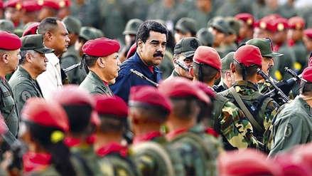 Nicolas Maduro a la Fuerza Armada de Venezuela: