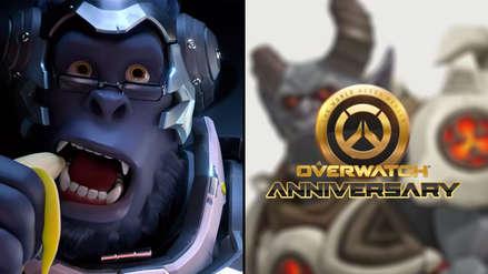 Overwatch celebra su aniversario con nuevo contenido, como el mejor skin de Winston de la historia