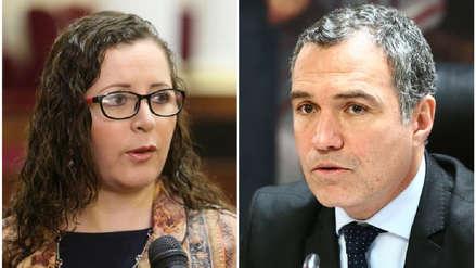 Rosa Bartra responde a Salvador del Solar y le pide respeto a la democracia y la independencia de poderes