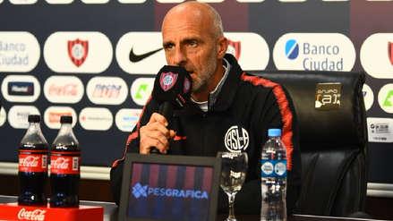 La polémica previa a conferencia de técnico interino de San Lorenzo: