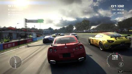 Juegos gratis   Videojuego de carreras GRID 2 está de regalo en Steam