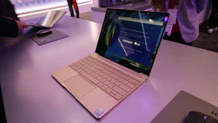Microsoft retira la laptop Huawei Matebook X Pro de su tienda en línea