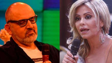 Beto Ortiz y su irónico mensaje para Gisela Valcárcel en redes sociales