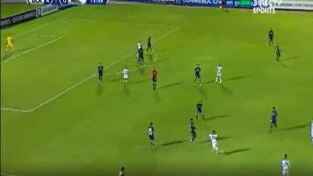 Alexi Gómez hizo 'rabona' y terminó expulsado en derrota de Melgar por Copa Sudamericana