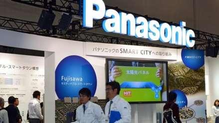 Panasonic también suspende negocios con Huawei por medidas estadounidenses