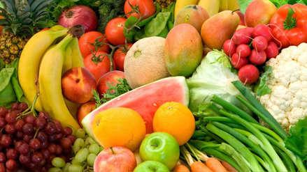 Solo el 11 % de peruanos consume cantidad recomendada de frutas y verduras