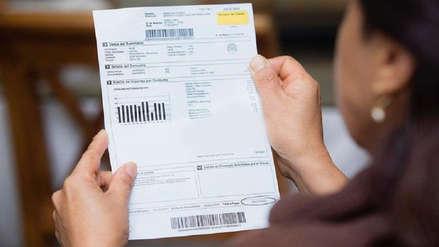 Usuarios pagan entre S/5 y S/7 de más en sus recibos de luz