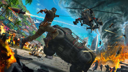 El creador de John Wick adaptará la saga de videojuegos Just Cause al cine