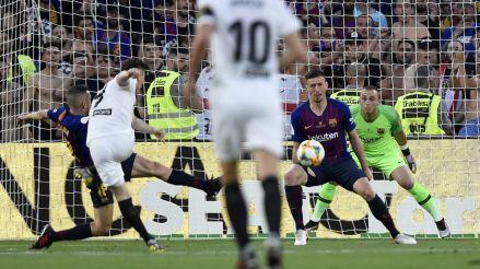 Barcelona vs. Valencia EN VIVO: fecha, hora y canal de la final de la Copa del Rey 2019
