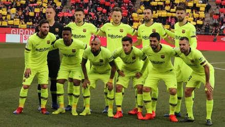 Barcelona pierde a una de sus figuras para la final de la Copa del Rey