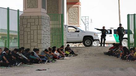 Ejército de EE.UU. erigirá tiendas de campaña para migrantes en frontera con México