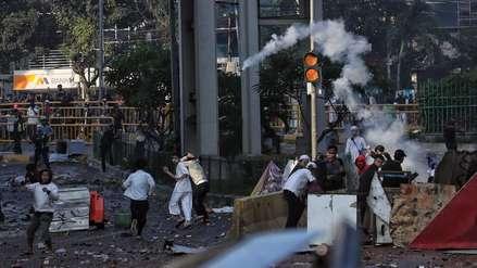Al menos seis muertos por disturbios tras la reelección del presidente de Indonesia