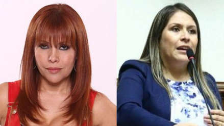 Magaly le responde a Yeni Vilcatoma: