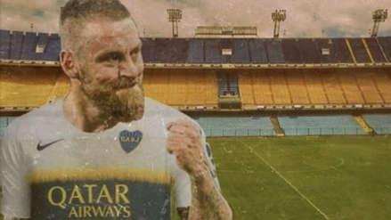 La estrategia de Boca Juniors para fichar a De Rossi fue revelada en Italia