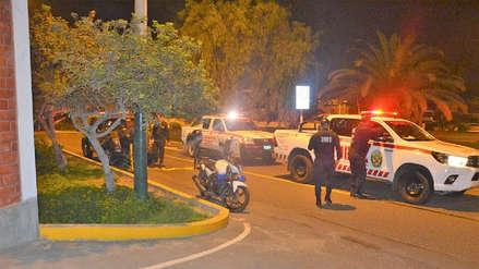Detonan un artefacto explosivo a pocos metros de la Municipalidad de La Molina