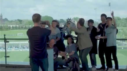 La verdad detrás del trofeo de Manchester City destrozado por 'Kun' Agüero y De Bruyne