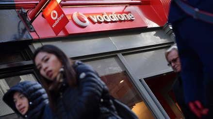 Británico Vodafone suspendió sus compras de teléfonos 5G de Huawei