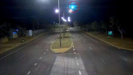 La caída de un meteorito iluminó el cielo de Australia [VIDEO]