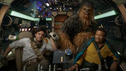 Star Wars: El Ascenso de Skywalker muestra nuevas imágenes del rodaje [FOTOS Y VIDEO]