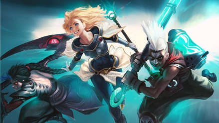 Tencent y Riot Games crearán un videojuego de League of Legends para celulares