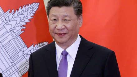 Presidente de China pide a su país que se prepare para