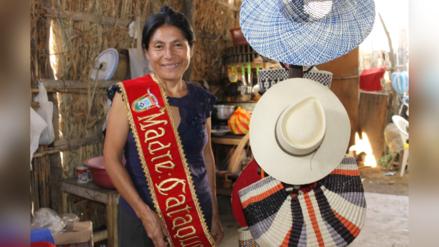 Artesana piurana lucha por el empoderamiento de las mujeres en su comunidad