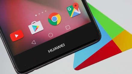 Huawei ya se encuentra negociando un reemplazo para Google Play