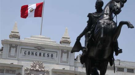 Mesa Directiva del Congreso deja sin efecto concurso público para cubrir 209 plazas
