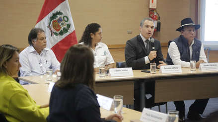 Gobierno instala Mesa de Diálogo Multisectorial con gremios agrarios [VIDEO]