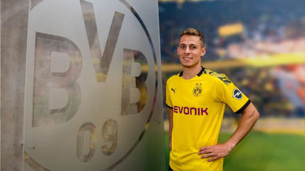 Borussia Dortmund fichó al hermano de Eden Hazard
